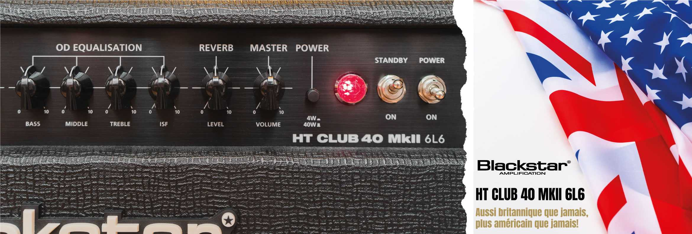 HT CLUB 40 MKII 6L6